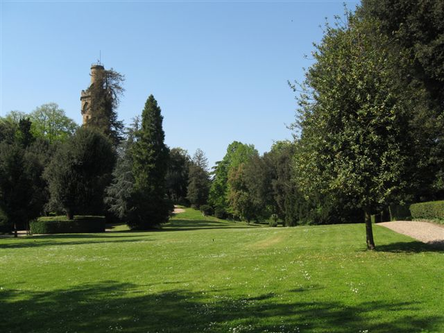 Il giardino torrigiani - Il giardino di elizabeth ...