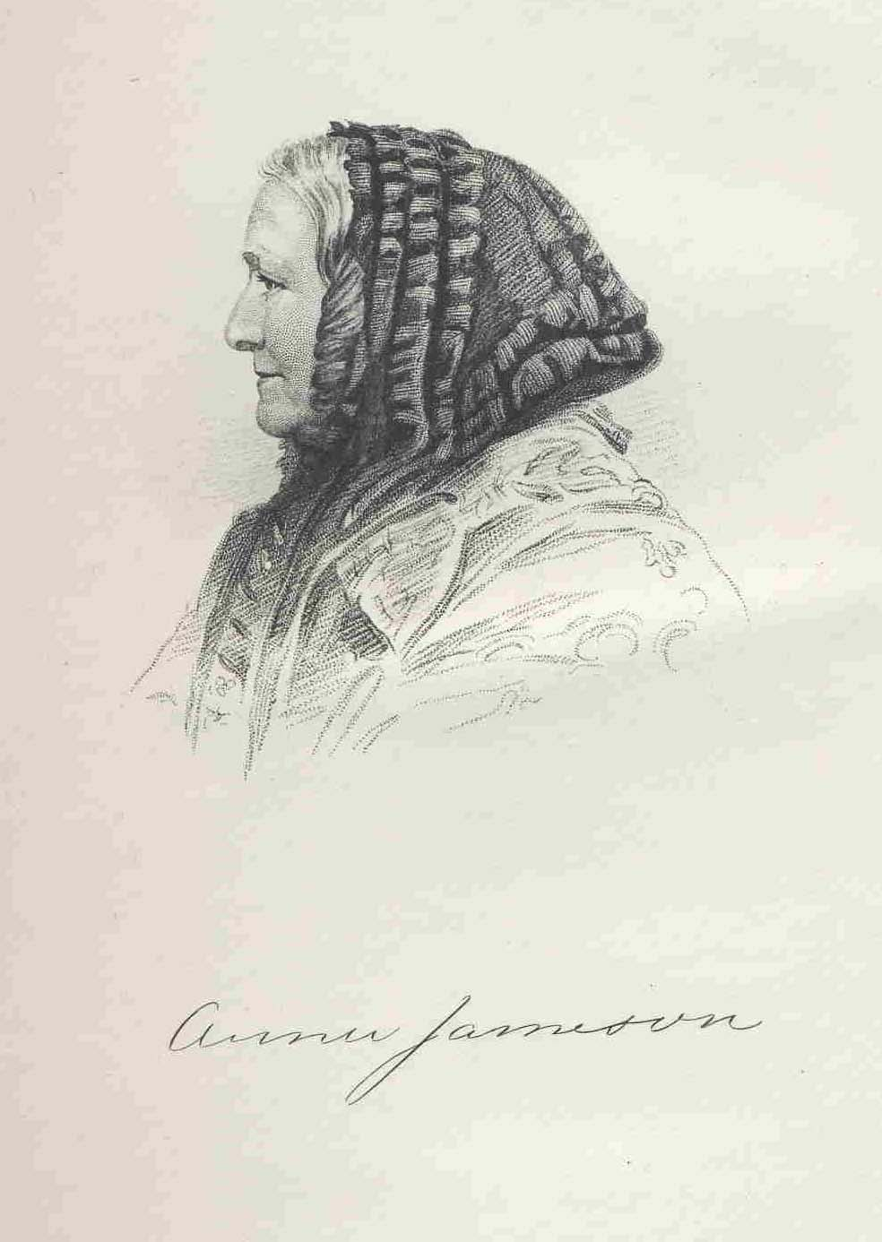 anna jameson  sacred and legendary art