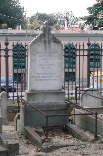 The Protestant Cemetery of Florence: Called The English Cemetery